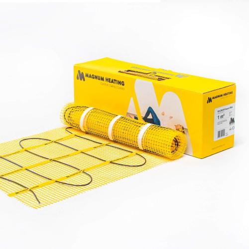 Комплект нагревательного мата двужильного MAGNUM Mat 2,5 m²